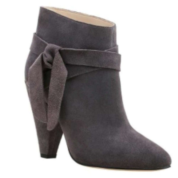 Nine West Womens Acesso Pointed Toe Ankle Fashion Boots
