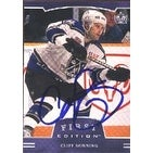 Cliff Ronning Los Angeles Kings 2002 In The Game First Edition Autographed Card This item comes with a certificate of