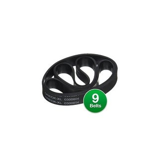 Genuine Vacuum Belt for Oreck 030-0604 / XL010-0604 /AF7202 (3 Pack)