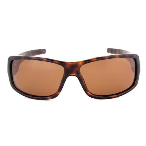 Timberland TB7092 52H Rectangular Sunglasses Tortoise Brown Frame Brown Lens - 65mm x 14mm x 120mm