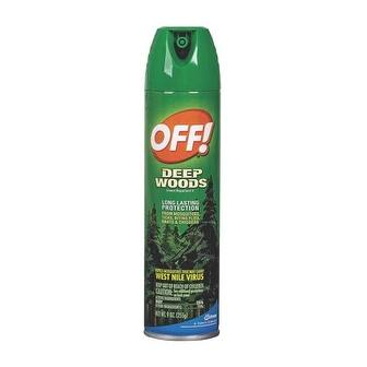 Off 22930 Deep Woods Insect Repellent, 9 Oz