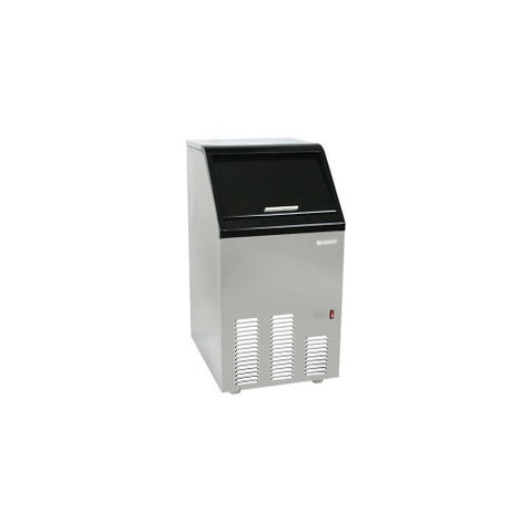 EdgeStar IB650 17 Inch Wide 24 Lbs. Capacity Built-In Ice Maker with 65 Lbs. Daily Ice Production