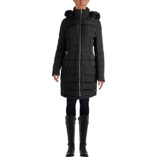 Ivanka Trump Womens Quilted Down Parka - XS
