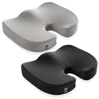 Memory Foam Ergonomic Seat Cushion by Node