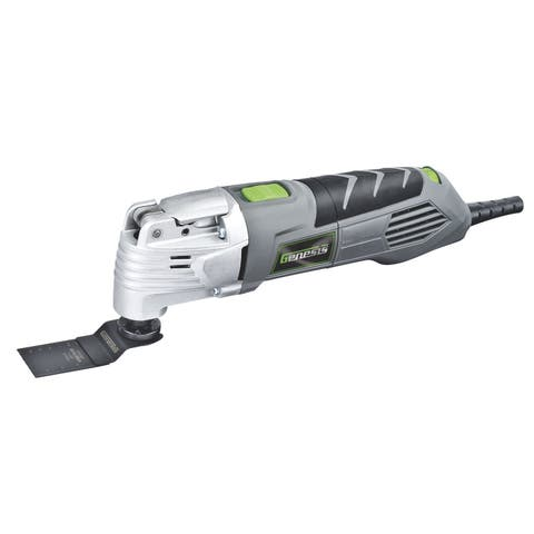Genesis GMT25T Variable Speed Multi-Purpose Oscillating Tool