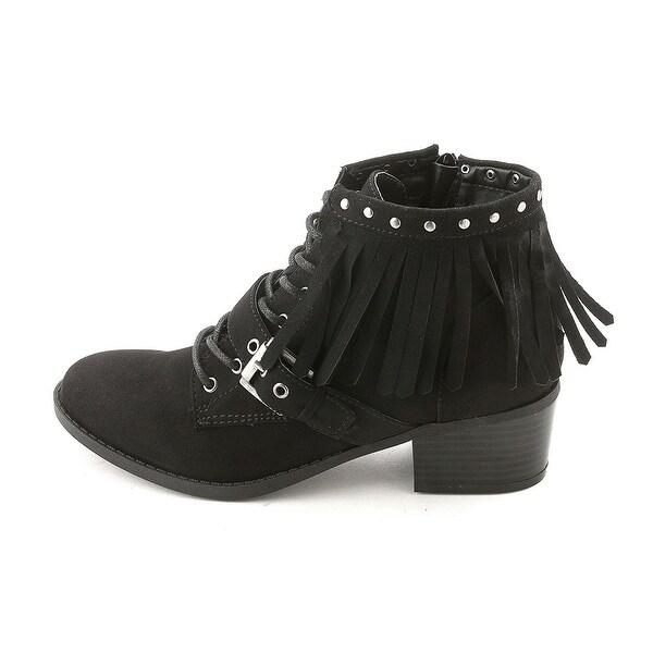Indigo Rd. Womens Kade2 Almond Toe Ankle Fashion Boots