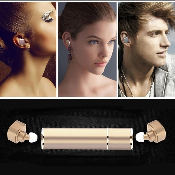 Shop 2 In 1 Wireless Ear Buds And Phone Charger For Apple Or Android Phones Overstock 20899122
