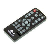 OEM LG Remote Control Originally Shipped With: DP132, DP132NU