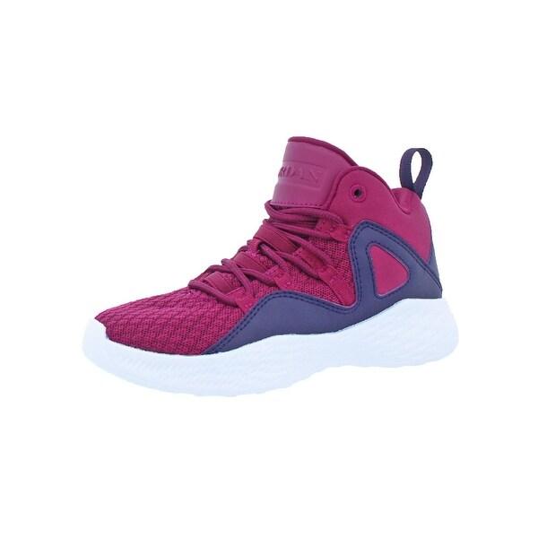 a989d5581bc644 Jordan Girls Formula 23 Basketball Shoes Lightweight Sneakers - 12.5 medium  (b