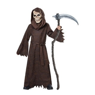 California Costumes Ancient Reaper Child Costume - Brown