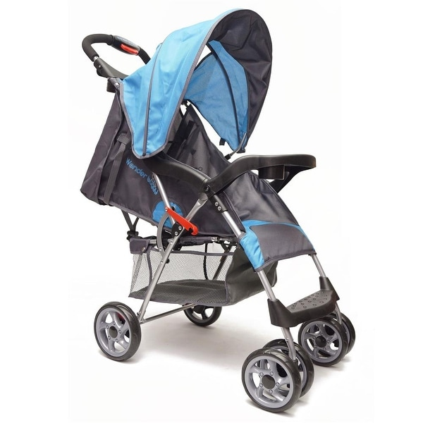 Shop Wonder Buggy All Terrain Compact Stroller Red One