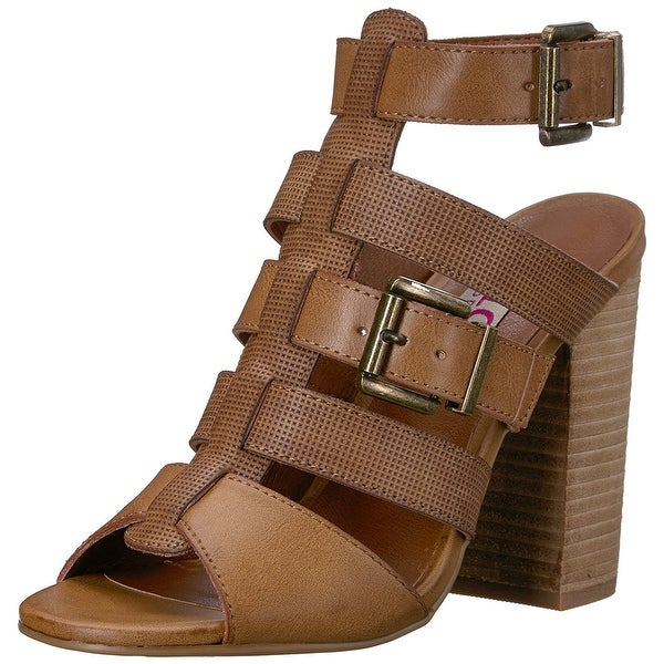 DOLCE by Mojo Moxy Womens Darby Open Toe Casual Ankle Strap Sandals