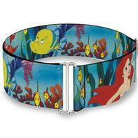 Ariel, Sebastian & Flounder Scene Cinch Waist Belt   ONE SIZE