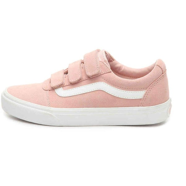 77726677e2fc34 Shop Vans Womens ward v Low Top Fashion Sneakers - 8.5 - Free Shipping  Today - Overstock - 22254048
