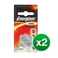 Replacement Battery for Energizer ECR2450BP (2-Pack) Replacement Battery