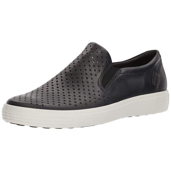 08a5794660 Shop ECCO Men's Soft 7 Slip On Sneaker - Free Shipping Today ...