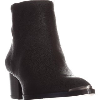 Calvin Klein Jeans Narice Ankle Boots, Black