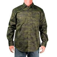 Blacksmith Men's/Big Men's Camo-Print Woven Shirt