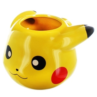 Pokemon Pikachu 16oz 3D Sculpted Mug - Multi