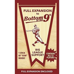 Bottom of the 9th: Big League Support