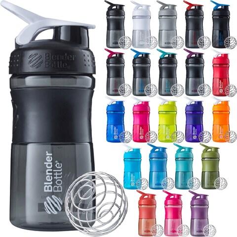Blender Bottle SportMixer 20 oz. Tritan Grip Shaker