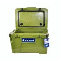 Kysek The Ultimate Ice Chest 25 Liter Hunter Green Cooler