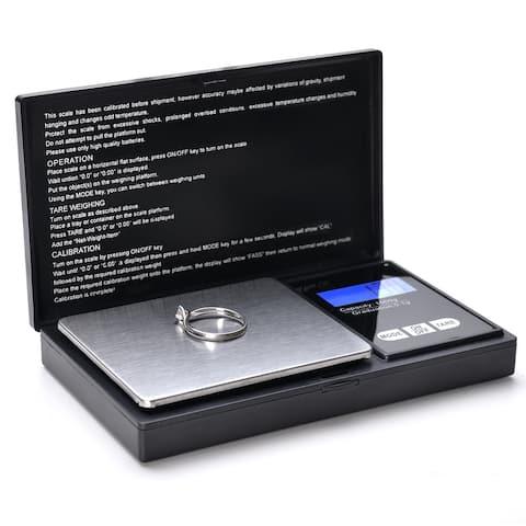 1000g Pocket Balance Scale Digital Jewelry Scale - S