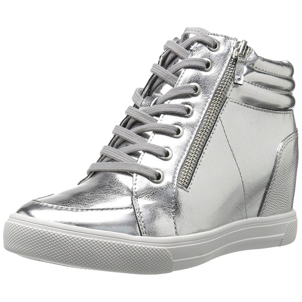 36c0eef05d Shop Aldo Womens kaia Hight Top Lace Up Fashion Sneakers - Free ...