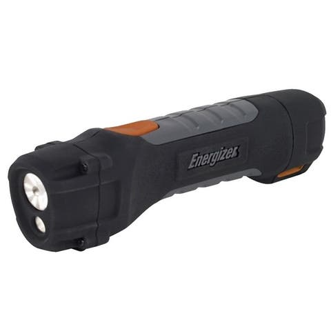 Energizer HCHH41E ProjectPlus LED Flashlight, Black, 400 lumens