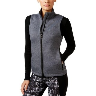 Calvin Klein Performance Womens Vest Scuba V-Neck - s