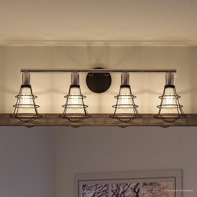 Vintage Bathroom Vanity Light
