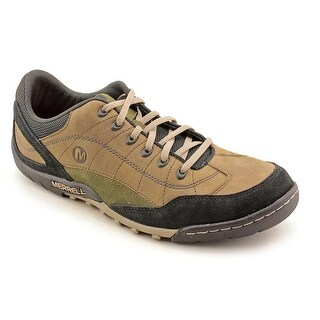 Merrell Sector Pike Men Round Toe Leather Sneakers