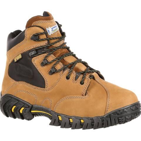 #XPX763, Michelin® Steel Toe Internal Met Guard Work Boot