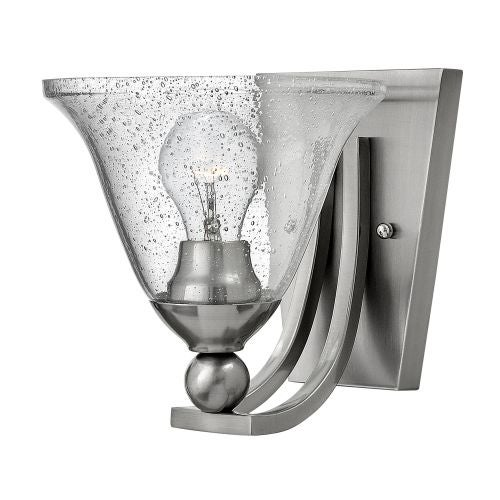 Hinkley Lighting 4650 1 Light Wall Sconce from the Bolla Collection
