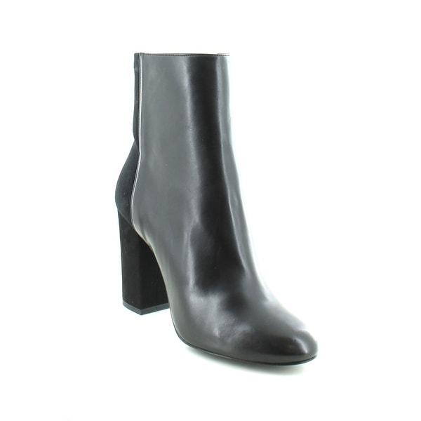 Delman Nyla Women's Boots Blk - 8