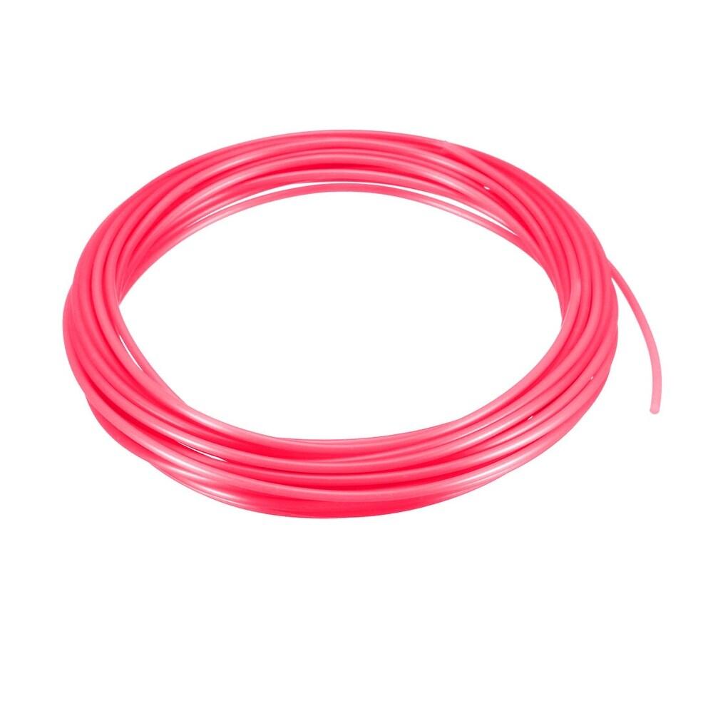5 Meter/16 Ft PLA 3D Pen/3D Printer Filament, 1.75 mm Pink -  Unique Bargains