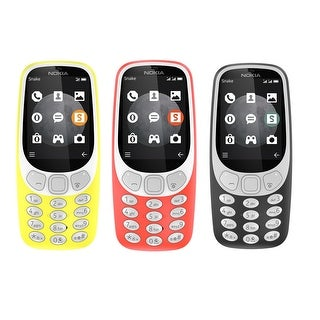 Nokia 3310 TA-1036 16GB Unlocked GSM 3G Android Phone (2 options available)