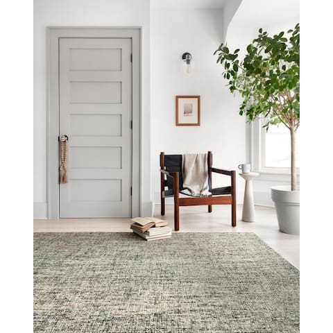 Alexander Home Sandstone Abstract Contemporary Rug