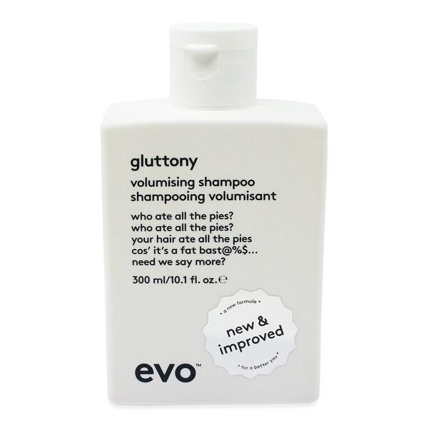 EVO Gluttony Volumising Shampoo 10.14 Oz