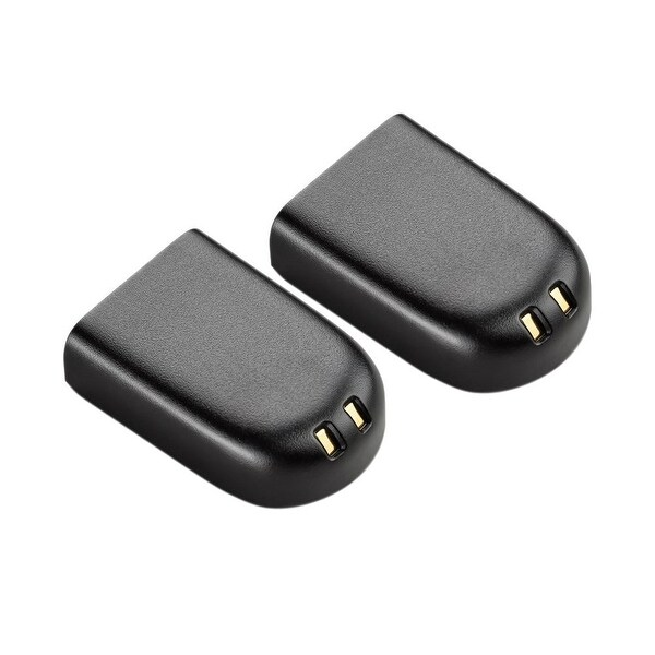 Battery for Plantronics 8459801 (2-Pack) Replacement Battery