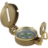 Stansport(tm) 555-p lensatic liquid compass