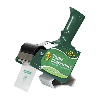 Duck® Brand Extra Wide Standard Tape Dispenser, 3 in. wide