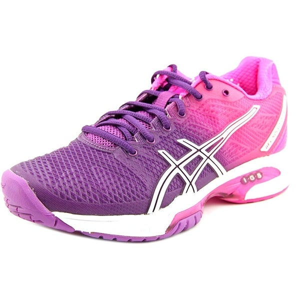 Asics Gel-Solution Speed 2 Clay   Round Toe Synthetic  Running Shoe
