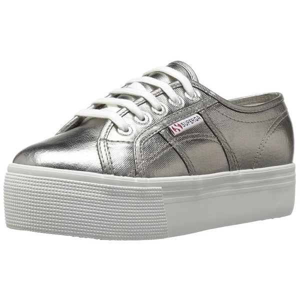 SUPERGA Womens S006JC0 Low Top Lace Up Fashion Sneakers