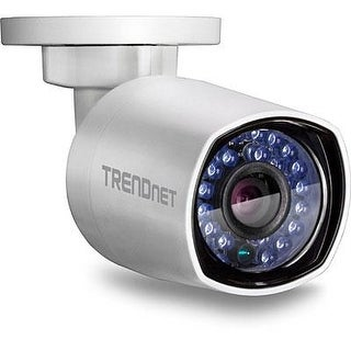 Trendnet Indoor/Outdoor 4 Megapixel Hd Poe Bullet Style Day/Night Network Camera, Digital Wdr, 2688 X 1520P, Smart Ir, I