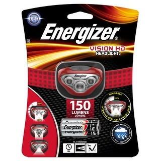 Energizer HDB32E Vision HD AAA LED Headlight, 150 Lumens