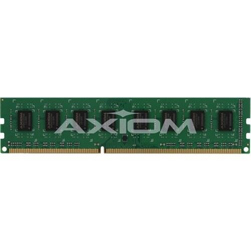 """Axion MP1866E/4G-AX Axiom PC3-14900 Unbuffered ECC 1866MHz 4GB ECC Module - 4 GB - DDR3 SDRAM - 1866 MHz DDR3-1866/PC3-14900 -"