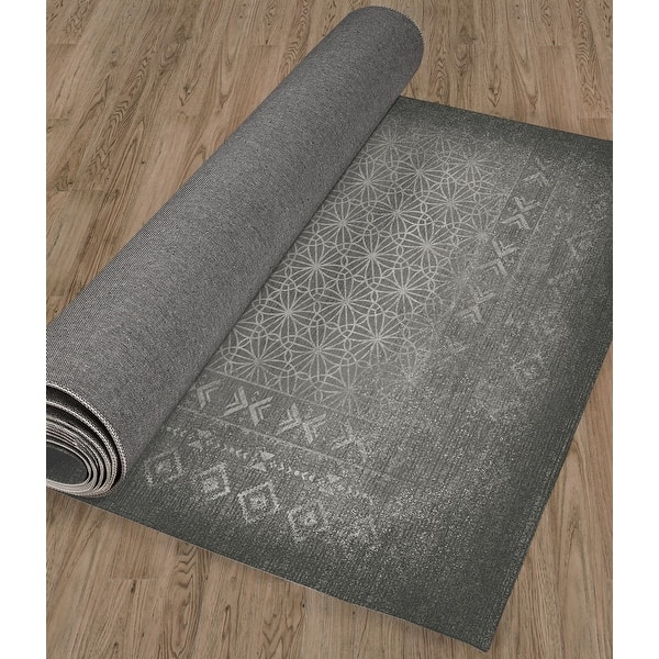 Aaliyah Gray Area Rug By Kavka Designs Overstock 32569083