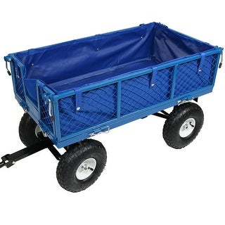 Sunnydaze Garden/Utility Cart Liner - Includes Cart Liner ONLY - Multiple Colors Available