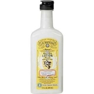 J.R. Watkins - Lemon Cream Hand And Body Lotion ( 2 - 11 FZ)